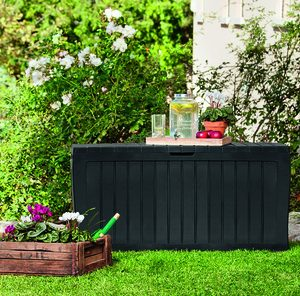 Садовый чулан Keter Marvel Plus Garden Storage Box