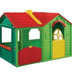 Детский домик Keter Garden Villa Playhouse