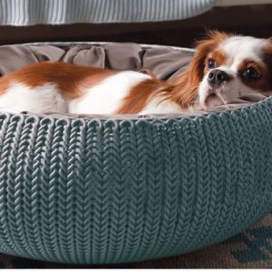 Keter KNIT Cozy Pet Bed