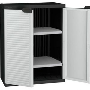 Шкаф Keter Space Winner Louvre, Base Cabinet, 2 Shelves