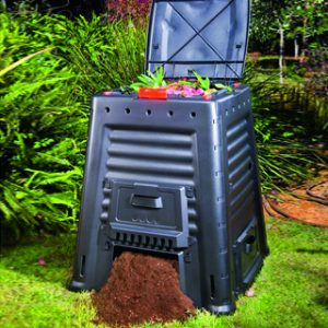 Компостер Curver MEGA COMPOSTER 650 L WITHOUT BASE