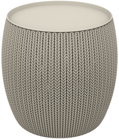 Столик садовый Keter Knit Cozy Single Table 41 L 231362